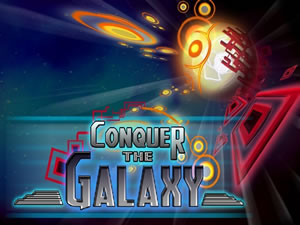 Comquer The Galaxy